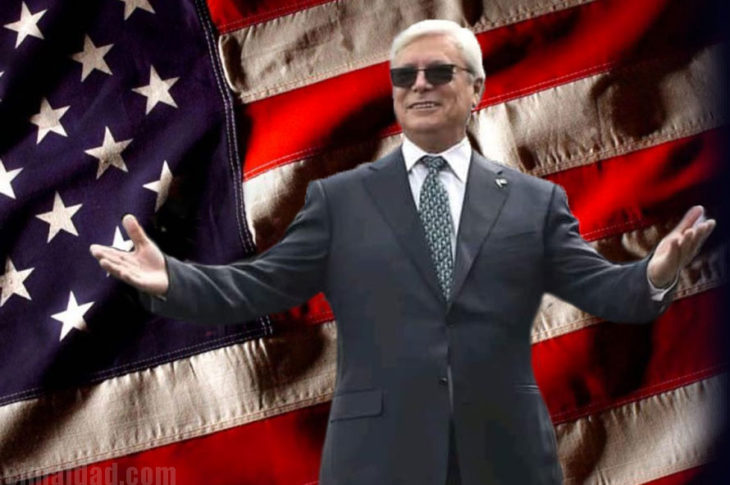 Jaime Bonilla no puede negar su pertenencia al Partido Repúblicano de Estados Unidos.
