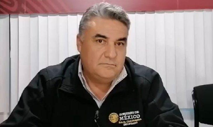 Jesús Alejandro Ruiz Uribe iniciando transmisión en vivo