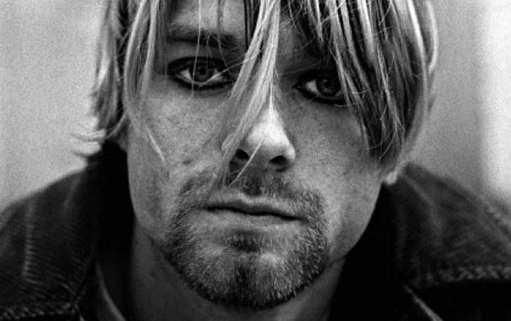 Kurt Cobain, vocalista y guitarrista de Nirvana.