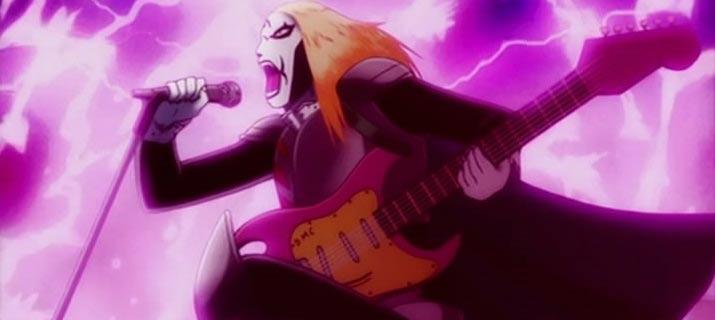 Soichi Negishi alias Krauser, protagonista de DMC.