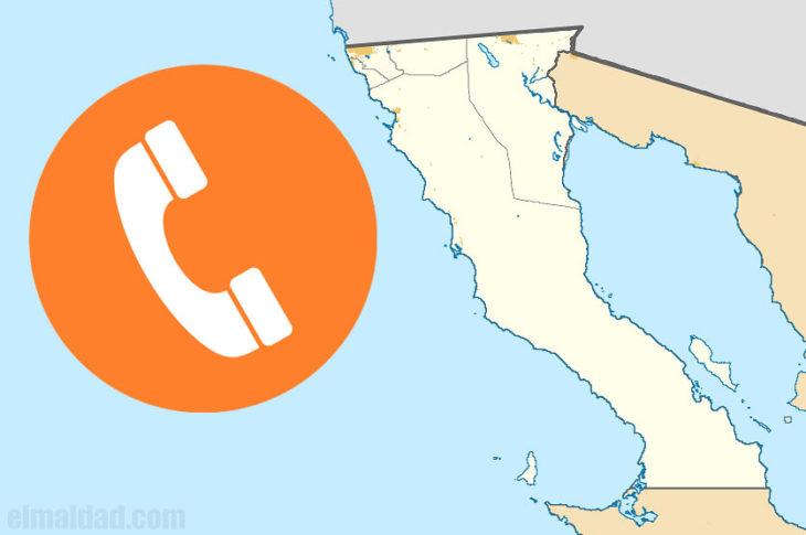Encuesta telefónica en Baja California sobre la gubernatura 2021.