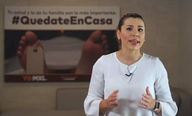 Marina del Pilar en el informe del 31 de mayo.