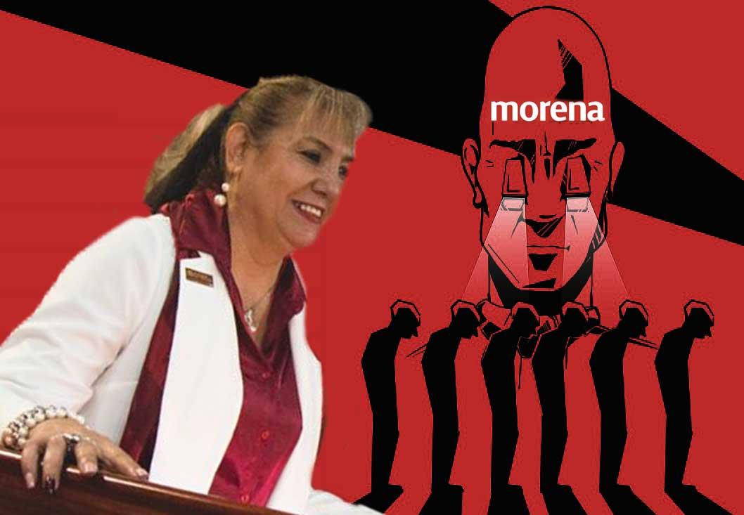 Mary Villalobos, la diputada con propuesta totalitaria.