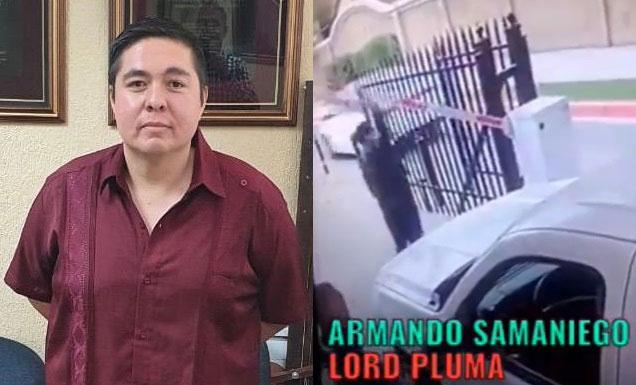 Armando Fernández Samaniego alias Lord Pluma.