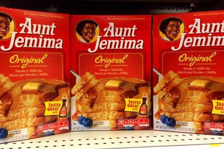 Adiós a la tía negrita de los hot cakes.