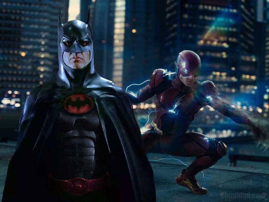 Michael Keaton en platicas para ser Batman en Flashpoint pero ¿Thomas o Bruce?