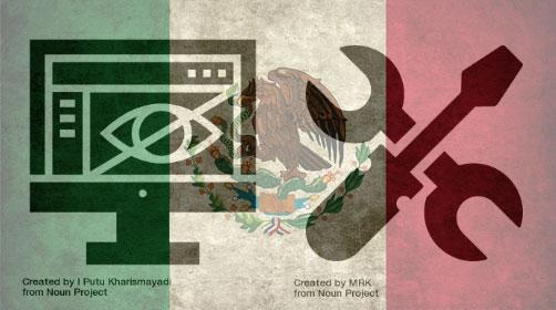 Gobierno mexicano aprueba censura previa en Internet.