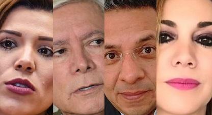 Marina, Jaime, Alejandro y Zulema.