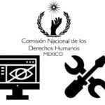 Comisión Nacional de Derechos Humanos se va contra las reformas a la ley de derechos de autor.
