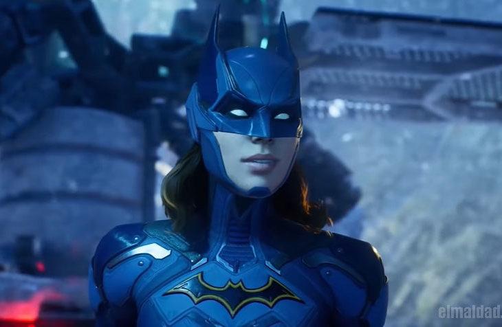 Bati-chica en Gotham Knights.