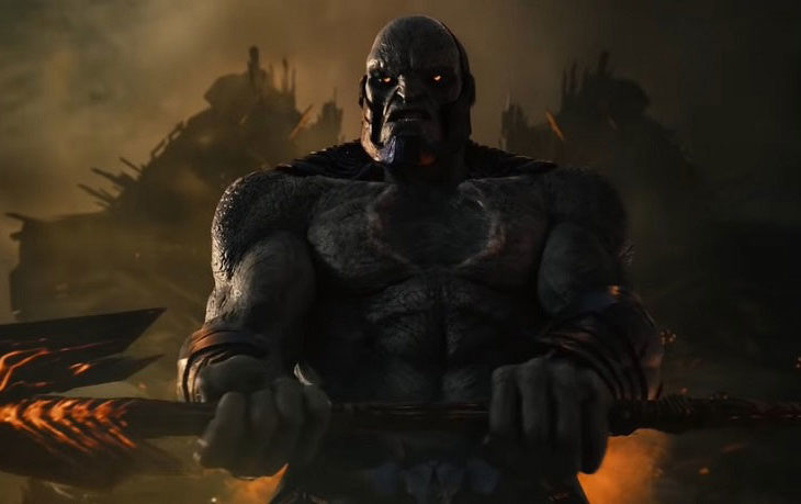 Darkseid aparece en Justice League.