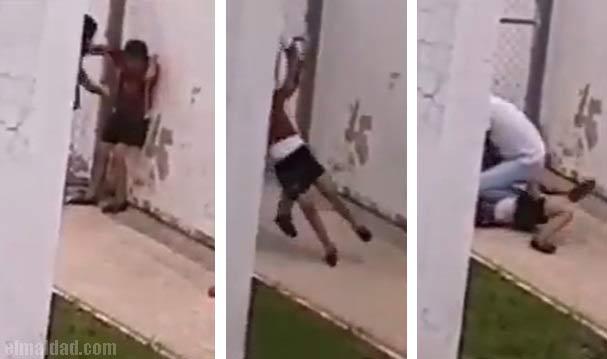 Niño es golpeado y maltratado en albergue del DIF en Jalisco.
