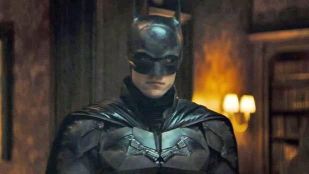 El hombre gato, digo, el batman de Pattinson.