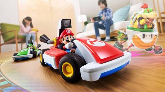 Mario Kart Live: Home Circuit.