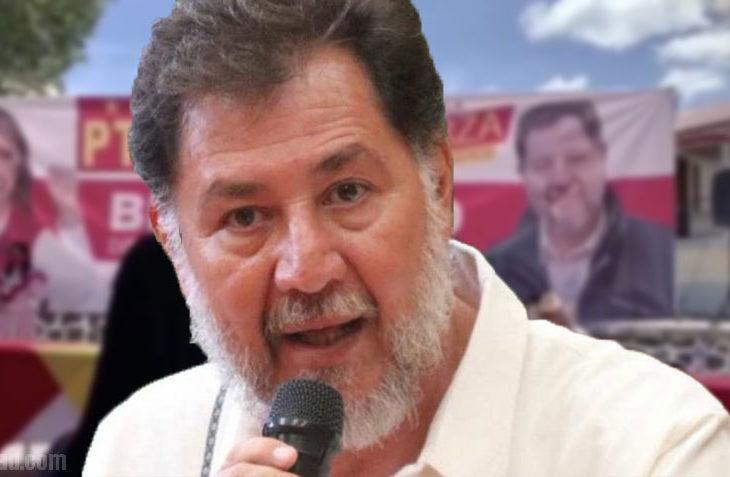 Gerardo Fernández Noroña.