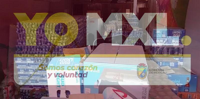 No olvidemos que el ayuntamiento de Mexicali robó cerveza.