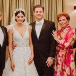 Armando Torrea felizmente casado en plena pandemia del covid-19.