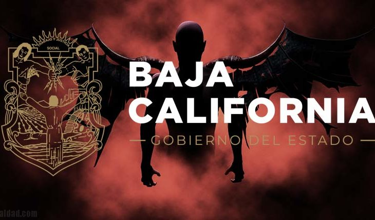 El gobierno de Baja California va contra los comercios informales.