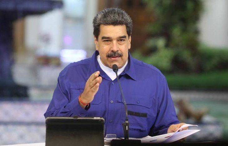 Nicolás Maduro, primer mandatario de Venezuela.