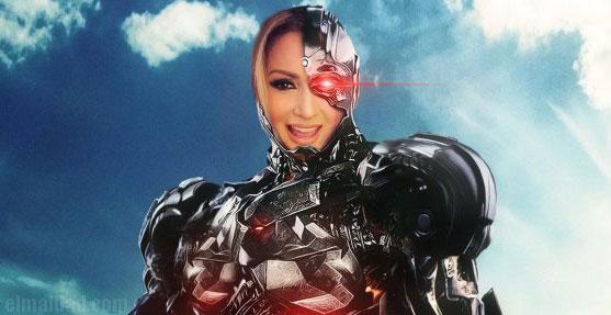 Patricia Navidad asegura que seremos cyborgs.
