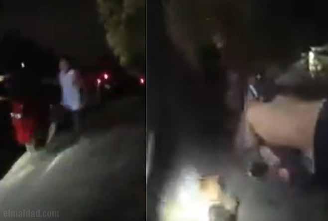 Policía de San Diego ultima a mexicano.