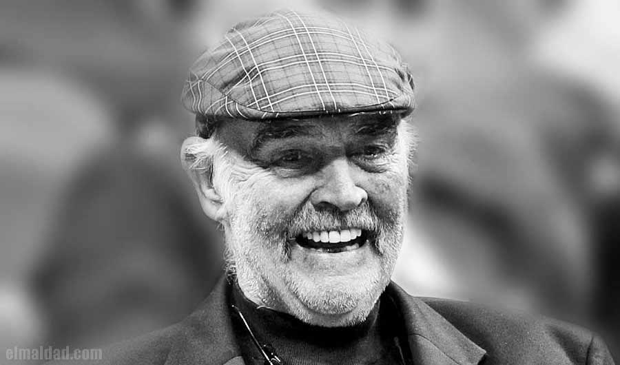 Sean Connery muere a los 90 años de edad.