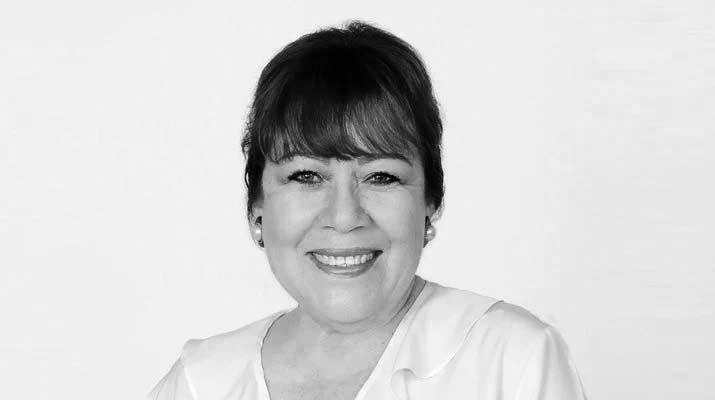 Diputada Carmen Leticia Hernández.