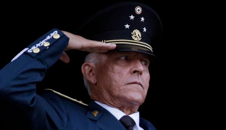 El general Cienfuegos.