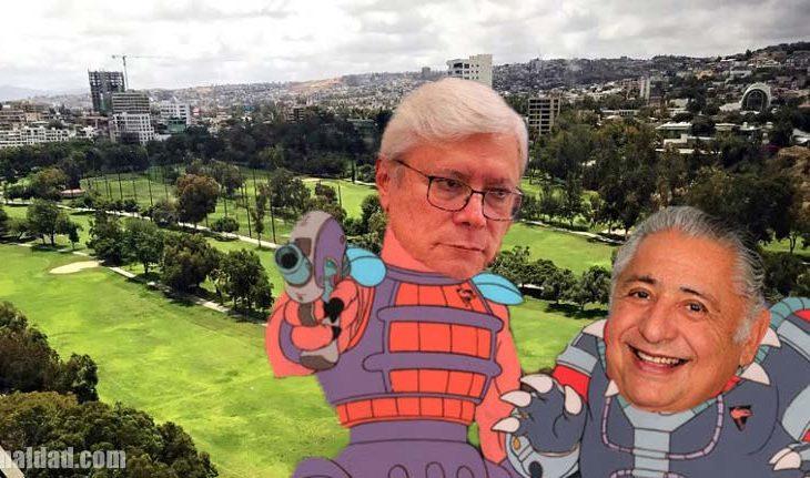 Los tiranos: Jaime Bonilla y Rodríguez Lozano.