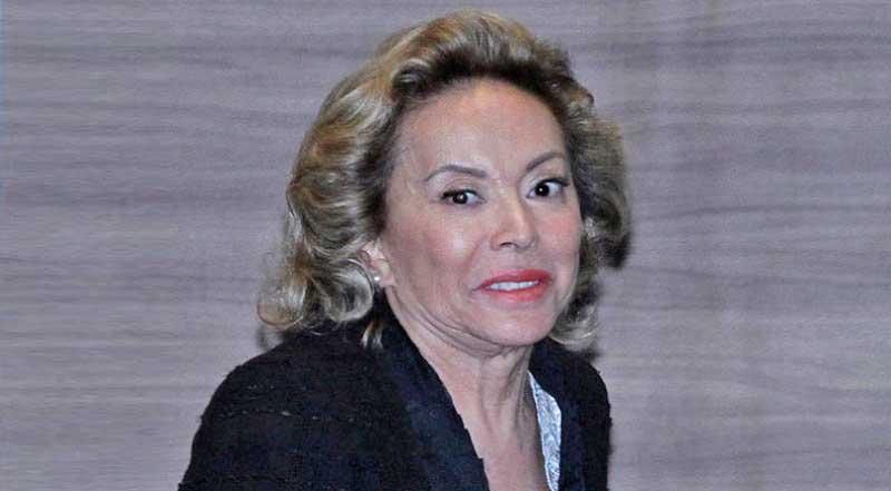 Elba Esther Gordillo.