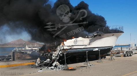Sea Shepherd vs pescadores de San Felipe.