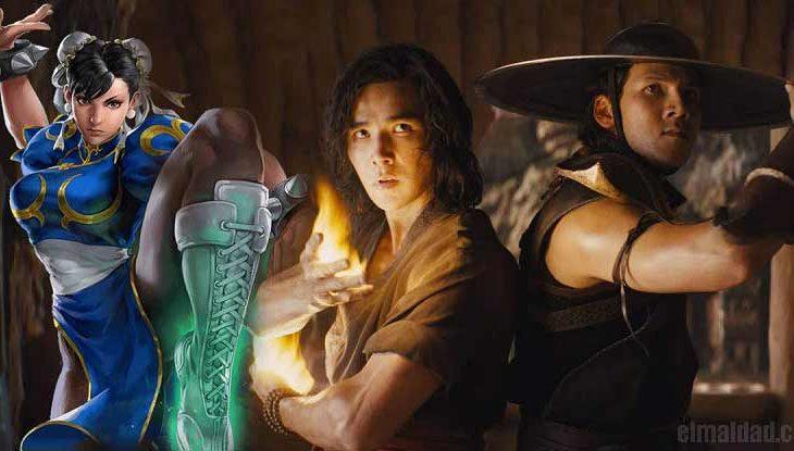 Femisimia se queja de la ausencia de Chun-Li en la película de Mortal Kombat.