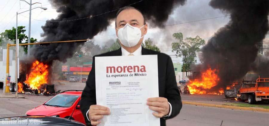 Alfonso Durazo ya es candidato oficial a la gubernatura de Sonora.