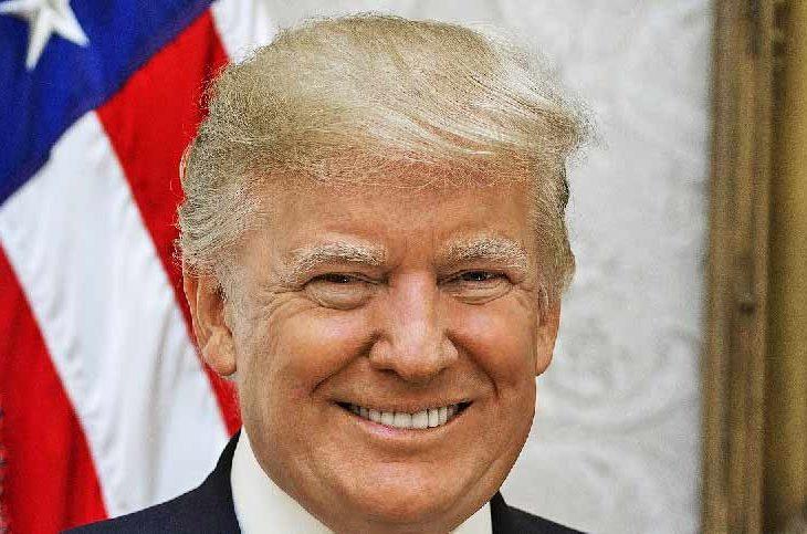 Trump es exonerado.