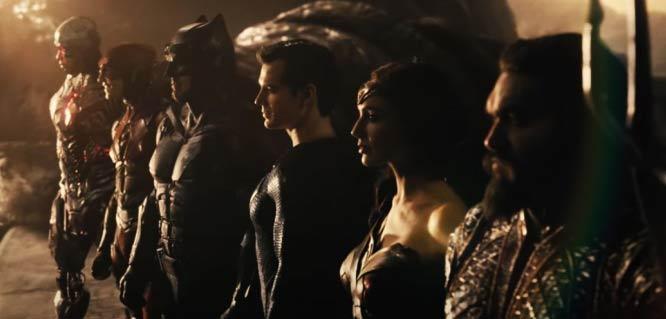 El corte de Zack Snyder de Justice League llegará el 18 de marzo.