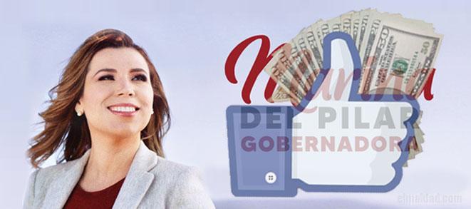 Marina del Pilar ha gastado más que en publicidad en Facebook que sus contrincantes juntos.