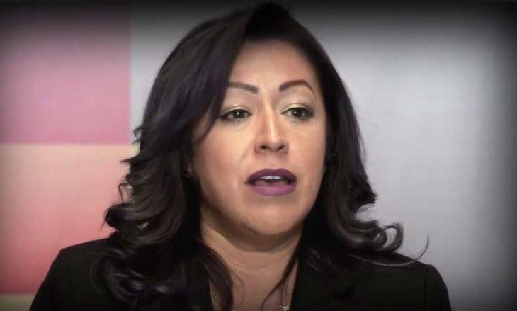 Nancy Claudia Reséndiz Hernández, diputada federal del PES.