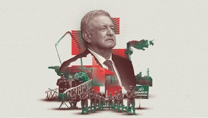 Portada de The Economist con AMLO.