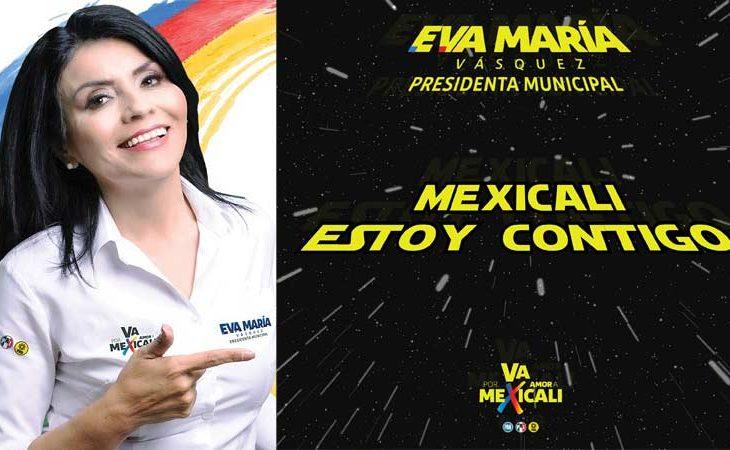Eva María Vásquez insultando a los fans de Star Wars.
