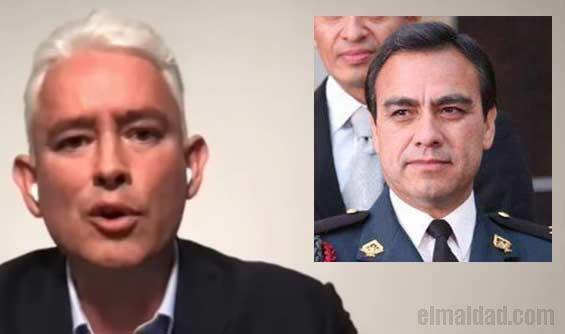 Jorge Ramos y Julián Leyzaola.