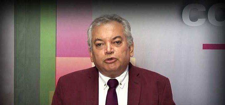 Diputado Edelmiro Santos Díaz.