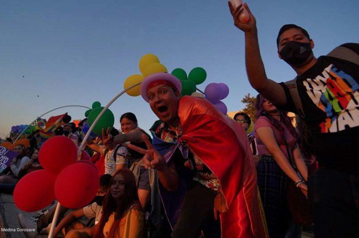 LGBT+ Mexicali. Foto: Víctor Medina.