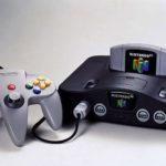 Nintendo 64.