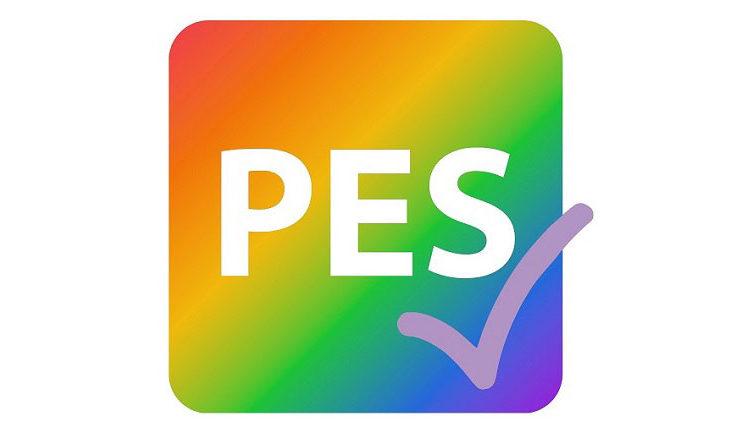 Logo del PES en Twitter.