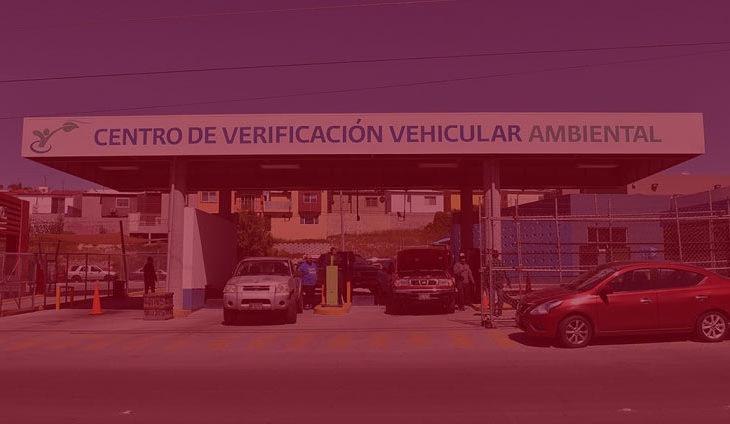 Verificación vehicular.