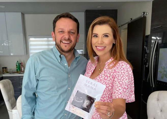 Carlos Torres y Marina del Pilar.