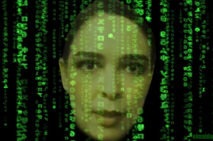 Lady Matrix.
