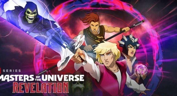 Masters Of The Universe: Revelation.