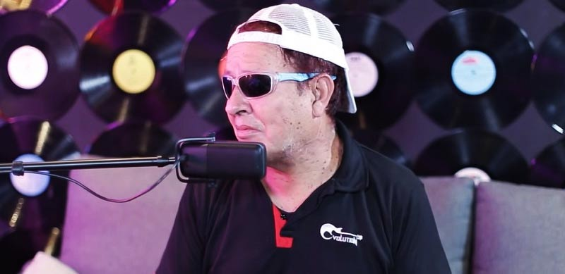 Samuel Pérez, alias Sammy.