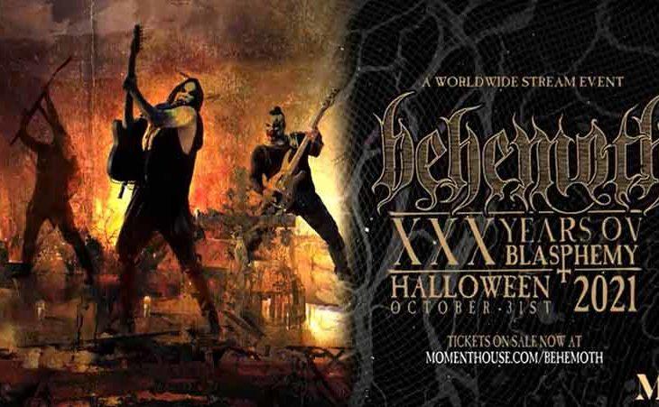 Behemoth: 30 años de blasfemia.